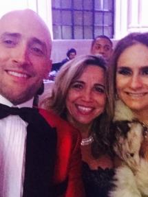 Paulo Gustavo, Carmem Gusmão, Myrna Porcaro