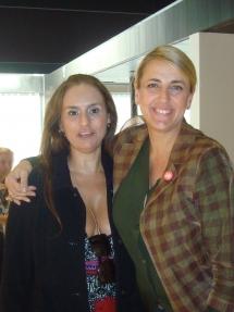 Patrícia Urquiola . Myrna Porcaro